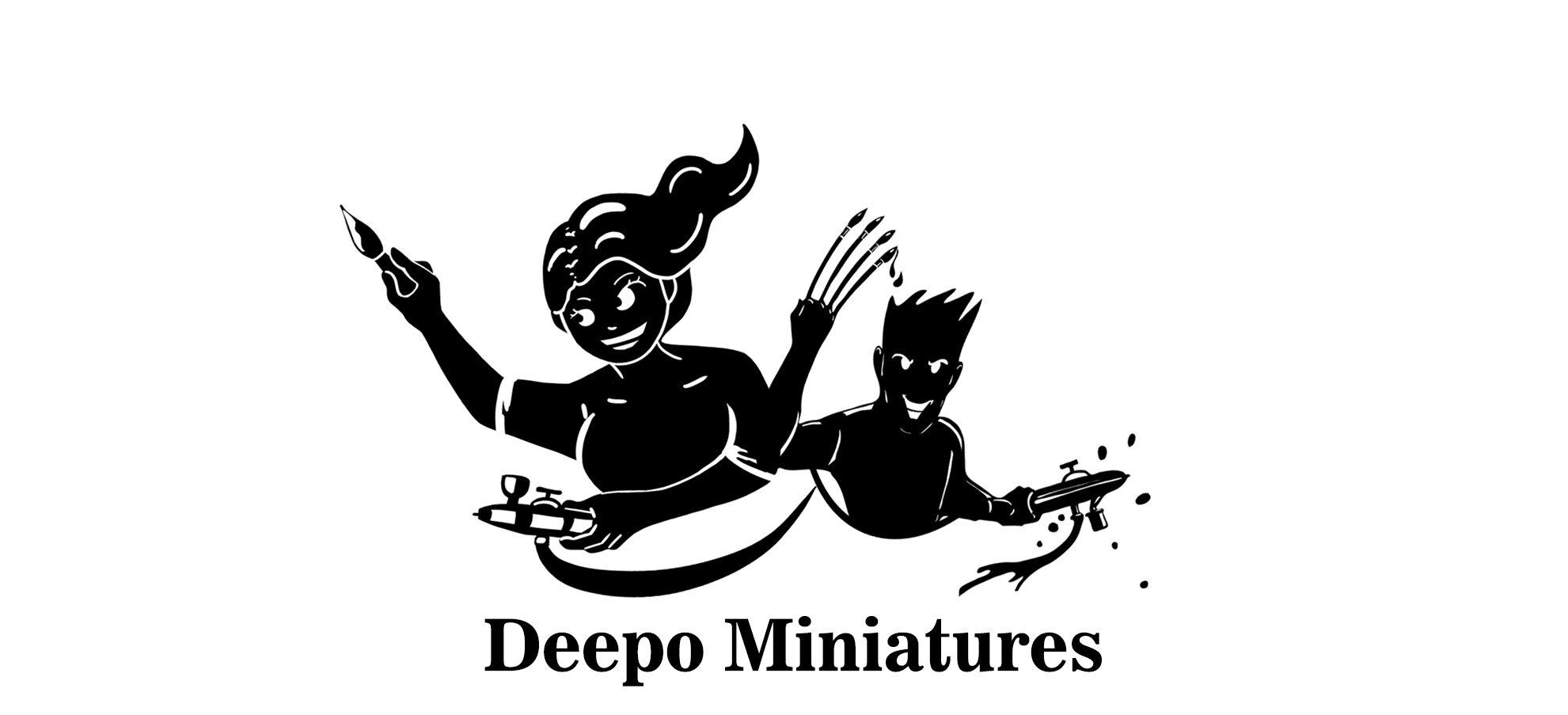 Deepo Miniatures